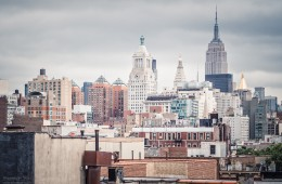 New York City – Rooftop View