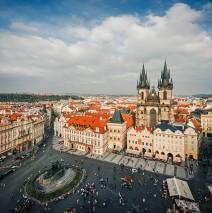 Prag – Altstädter Ring