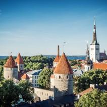 Tallinn – Old Town Skyline