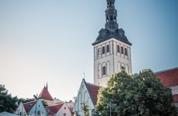 Tallinn – Nikolaikirche