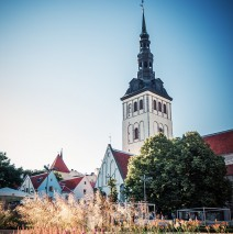 Tallinn – St. Nicholas' Church