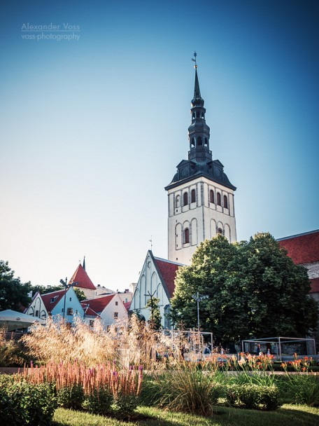 Tallinn - Nikolaikirche