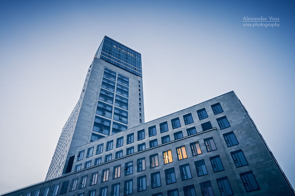 Architectural Photography Berlin Waldorf Astoria Hotel