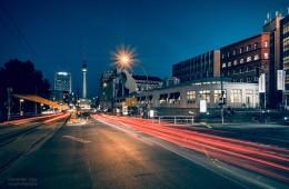 Berlin – Prenzlauer Allee / Backfabrik