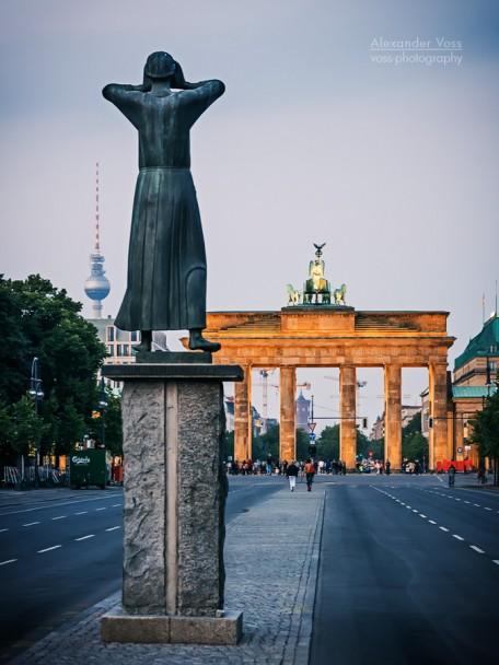 Berlin - Strasse des 17. Juni