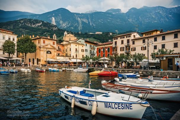 Malcesine - Lake Garda