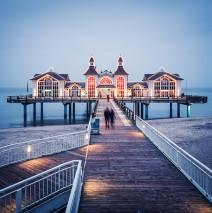 Rügen – Seebrücke Sellin