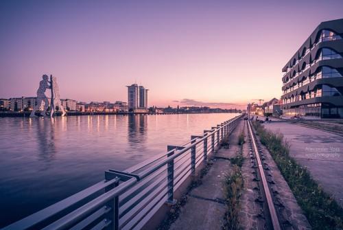 Berlin – Mediaspree / Osthafen