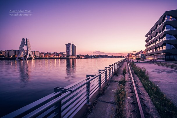 Berlin - Mediaspree / Osthafen