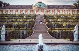 Potsdam – Schloss Sanssouci