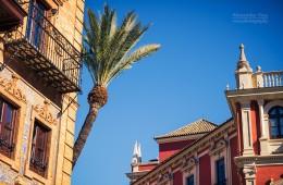 Sevilla – Plaza de San Francisco