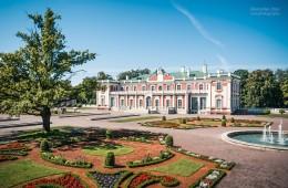 Tallinn – Schloss Kadriorg