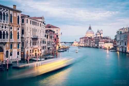 Venice – Grand Canal