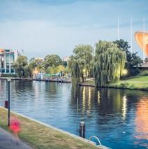 Berlin – Spree River
