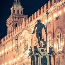 Bologna – Piazza del Nettuno