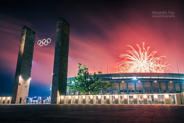 Pyronale Berlin - Olympiastadion