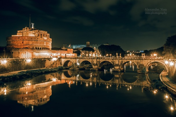 Rom - Castel Sant'Angelo