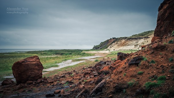 Sylt - Morsum Cliff