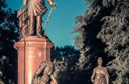 Berlin – Bismarck-Nationaldenkmal