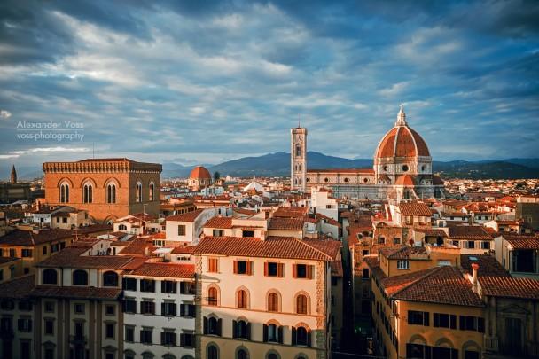 Florenz Skyline