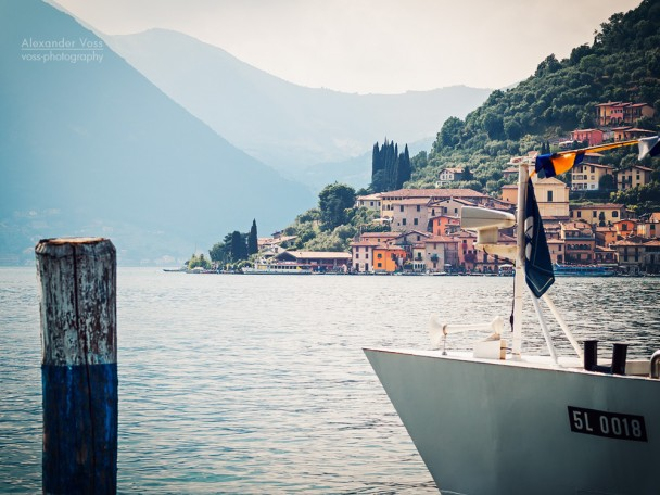 Lake Iseo - Peschiera Maraglio