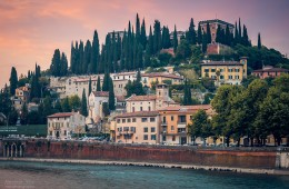 Verona – Castel San Pietro