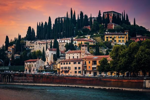 Verona - Castel San Pietro