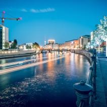 Berlin – Government District / Reichstag Riverside