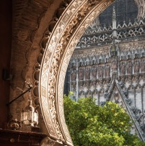 Seville Cathedral – Puerta del Perdón