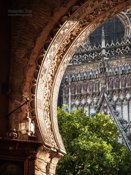 Kathedrale von Sevilla - Puerta del Perdón