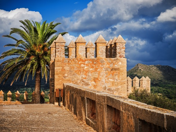 Mallorca: Artà - Sant Salvador