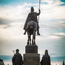 Prag – Wenzelsplatz
