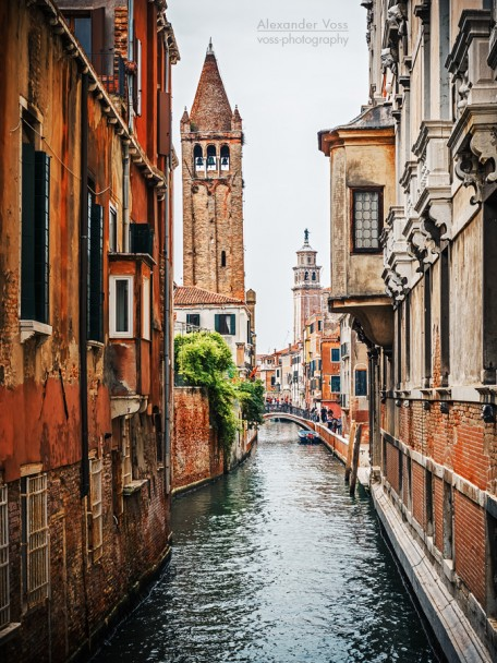 Venice - Rio di San Barnaba