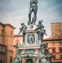 Bologna – Fontana del Nettuno