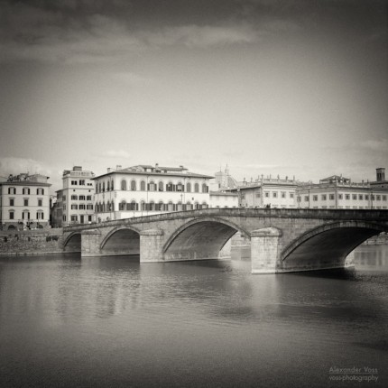 Analog Black and White Photography: Florence
