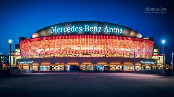 Berlin - Mercedes-Benz Arena