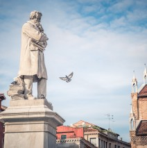 Venedig – Campo Santo Stefano