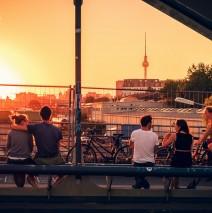 Berlin – Friedrichshain / Modersohnbrücke