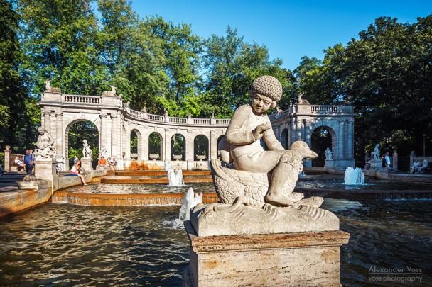Berlin - Märchenbrunnen