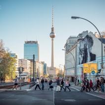 Berlin – Prenzlauer Allee