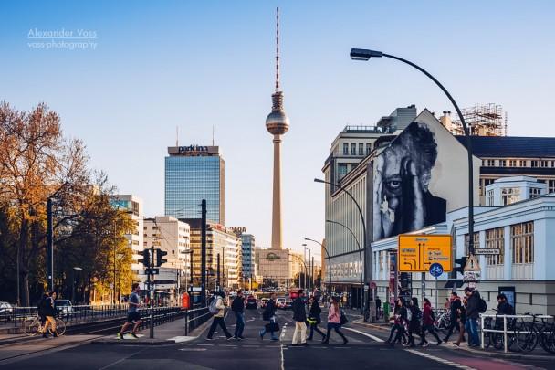 Berlin - Prenzlauer Allee