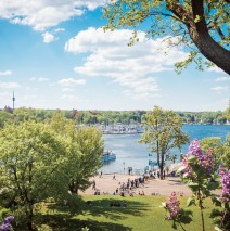 Berlin – Wannsee Lake
