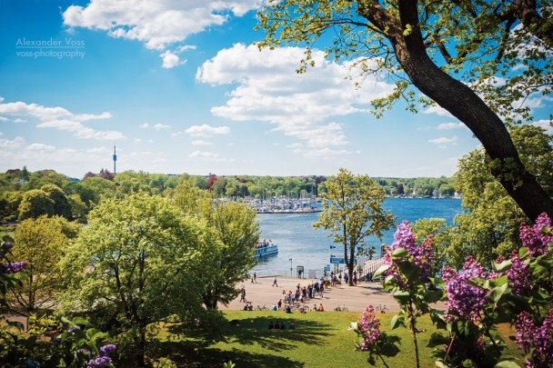 Berlin - Wannsee Lake