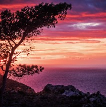Majorca – Sunset in the Serra de Tramuntana