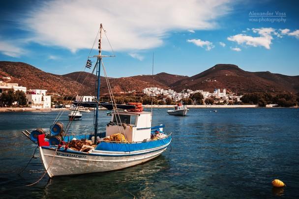 Amorgos Island - Katapola