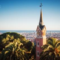 Barcelona – Skyline / Park Güell