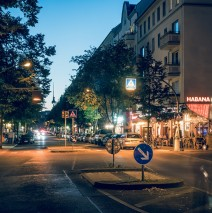 Berlin – Friedrichshain / Gruenberger Strasse