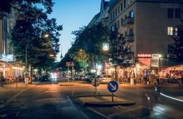 Berlin – Friedrichshain / Grünberger Strasse