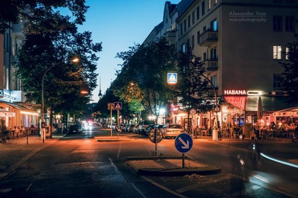 Berlin - Friedrichshain / Gruenberger Strasse