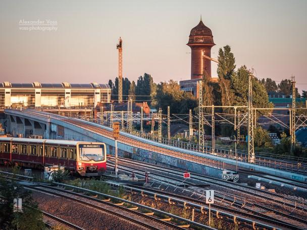 Berlin - Ostkreuz / Wasserturm